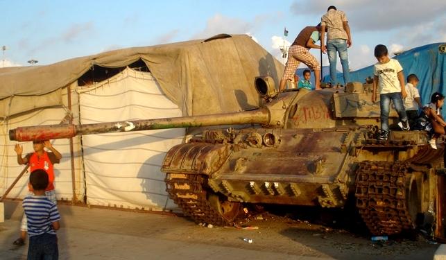 بنغازي نهاية العام 2011